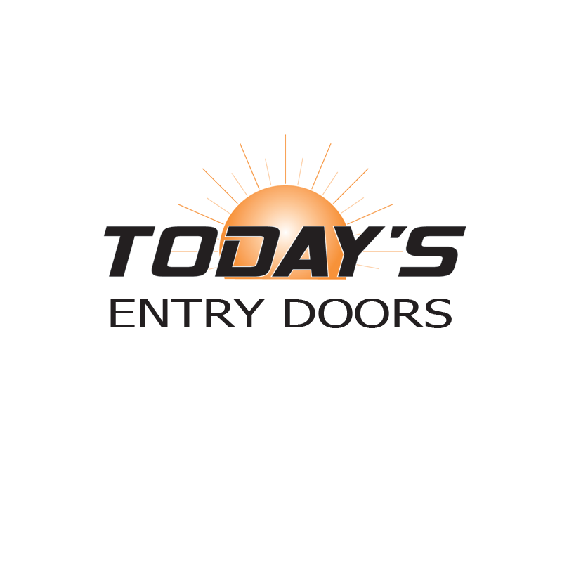 Todays entry doors logo