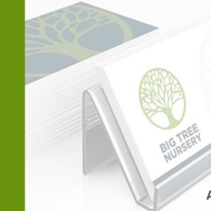 Business Card Design to make you look professional. Use it to swap contact information and store as a memory bank. Our stationery design services offer a fantastic business card package